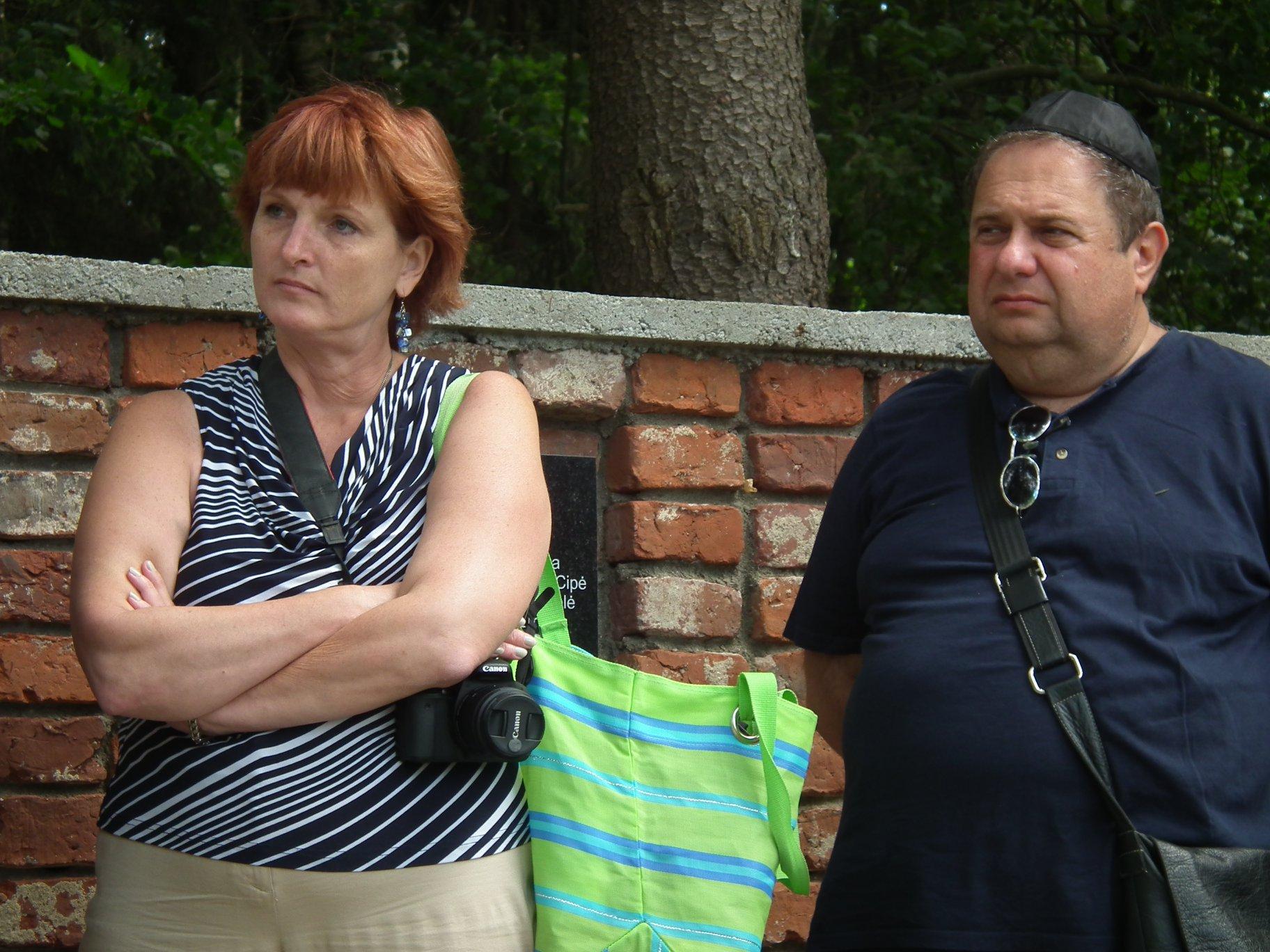 Silvia and Simonas Dovidavicius